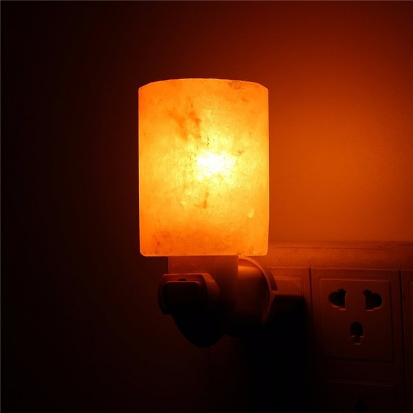 Mini Himalayan Salt Night Wall Lamp