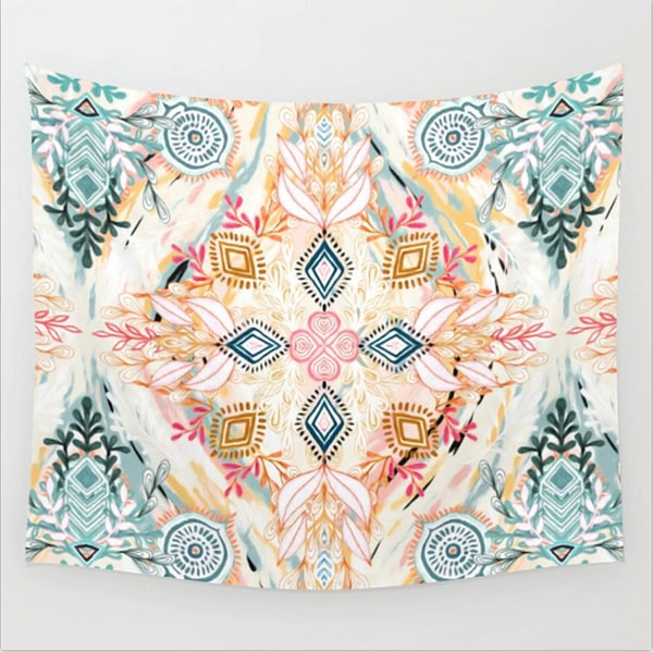Vintage Indian Mandala Design Tapestries 3