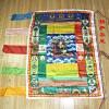 Lucky Tibetan Buddha Prayer Flag