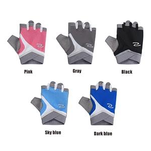 Women's Fitness Yoga Breathable Anti-slip Gloves 6