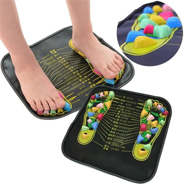 Foot Pain Relieving Acupressure Mat 2