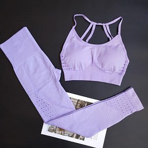Women's Seamless Yoga Sportswear Set