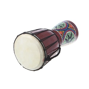 Professional African Djembe Drum 6