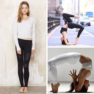 Women's Super Elastic Yoga Leggings 5