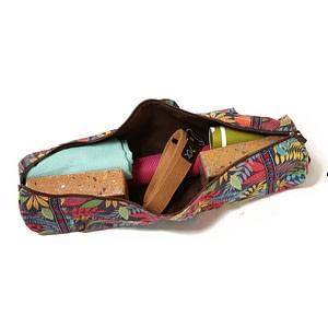 Floral Printed Yoga Mat Bag 5