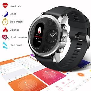 Modern Dual Display Smart Watch