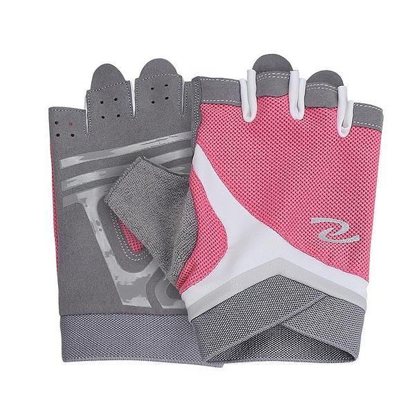 Women's Fitness Yoga Breathable Anti-slip Gloves 4