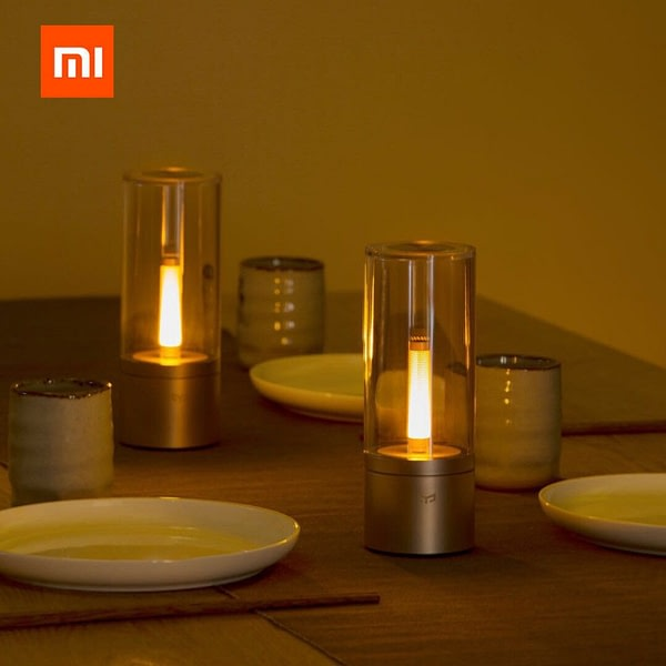 Xiaomi Candle Light Bluetooth Control Smart LED Lamp 5