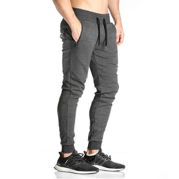 Men's Cotton Yoga Sport Pants 3