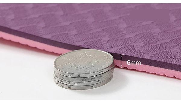 6 mm Colorful Yoga Mat 3