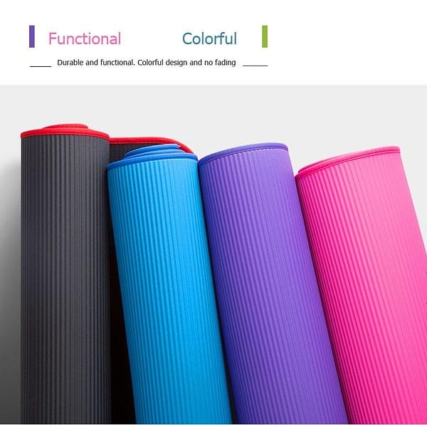 Multifunctional Sports Non-Slip Yoga Mat 9