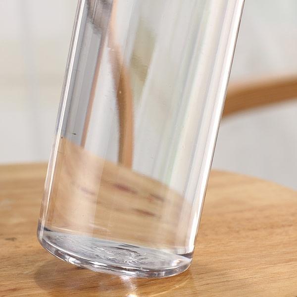 Transparent Portable Water Bottle